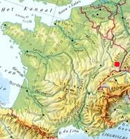 Elzas Vogezen Gr 5 Crete Des Vosges Wandelen