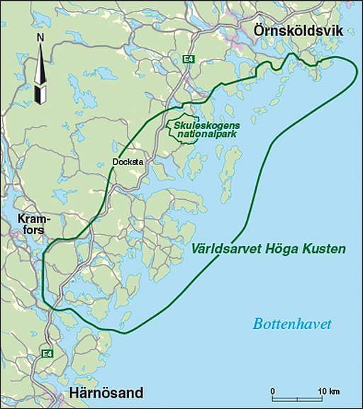 Top Trails Zweden