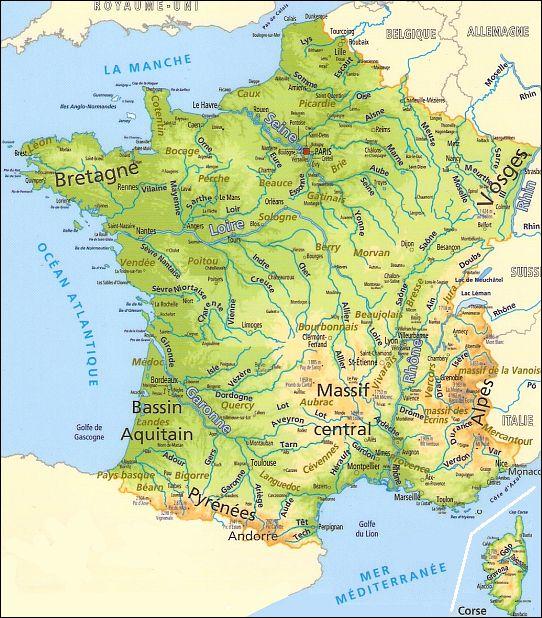 Regio Bretagne Ook Wel Armor Genoemd Zeer Gewilde Vakantiebestemming